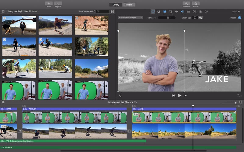 برنامج iMovie على الماك أصبح متكامل مع Photos for OS X
